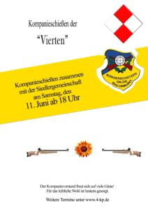 Kp-Schießen 06-2016